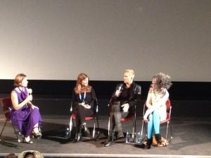 Myriam Laroche, Julie Georgia Bernard, Jason Matlo and Dominique Hanke.