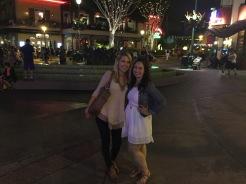 Melissa and myself