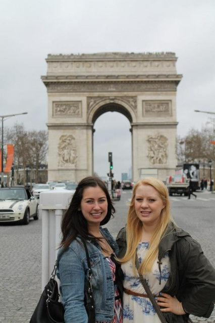 With Emma in Paris