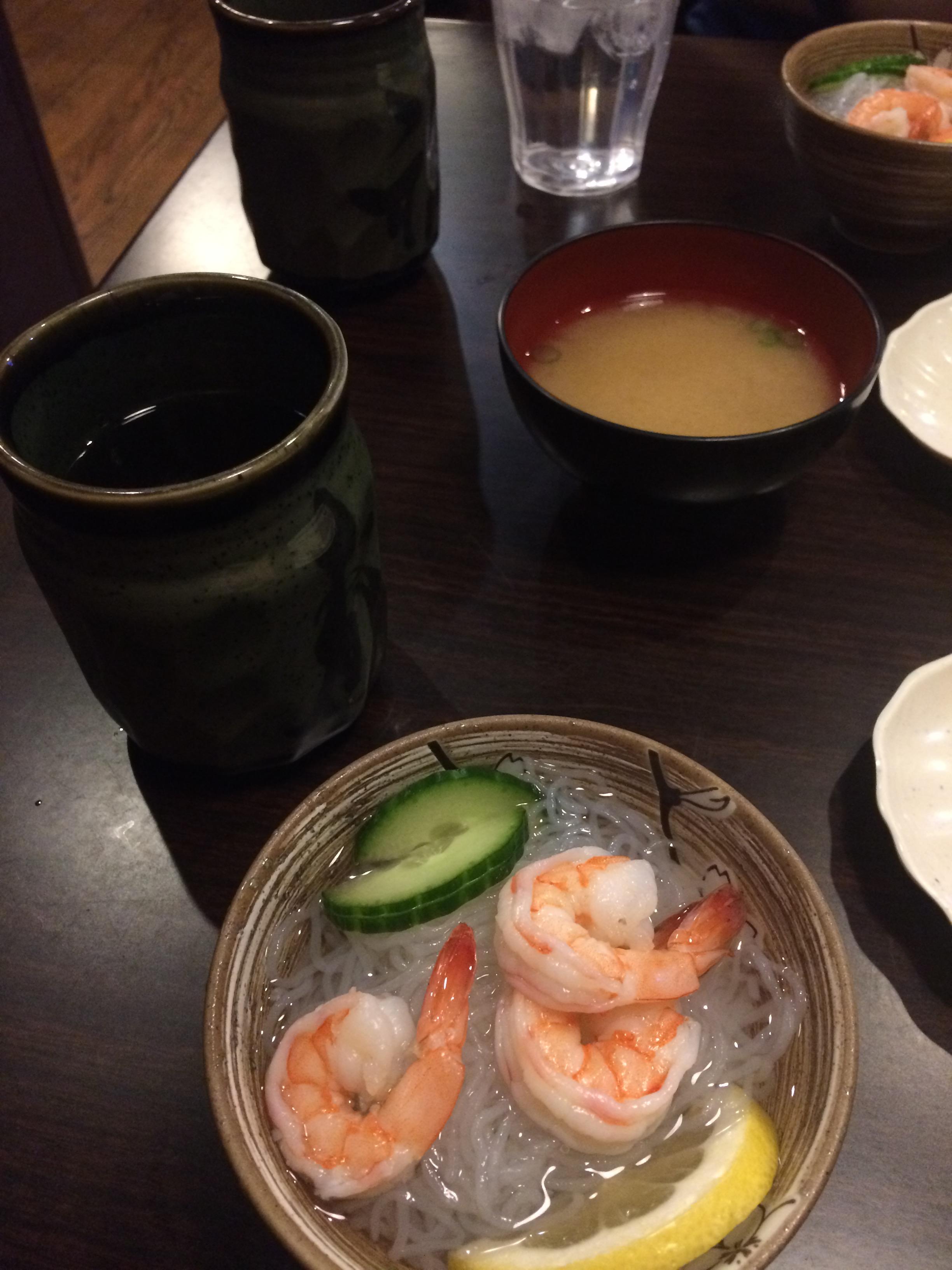 Kaya Japanese Restaurant Menu